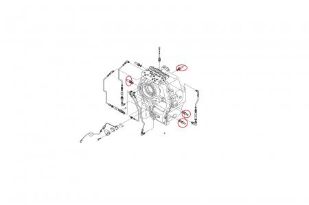 Senzor presiune buldoexcavator Komatsu-CARRARO1