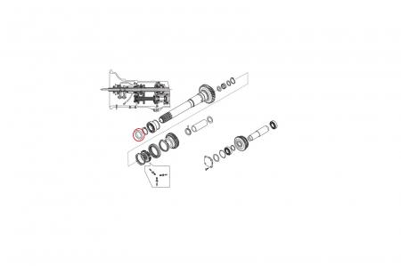 Simering 025230-CARRARO1