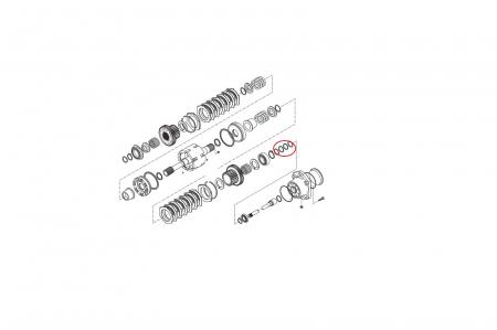 Simering buldoexcavator Volvo-CARRARO [1]