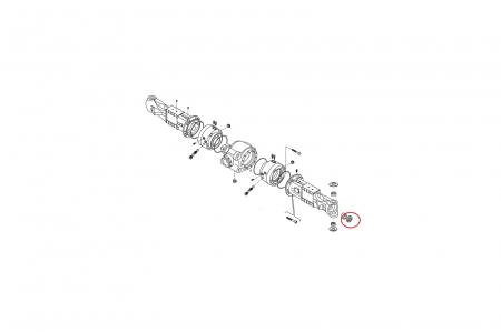 Simering planetara 166723-CARRARO [1]