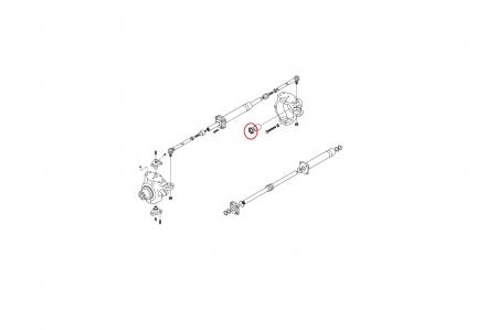 Simering planetara buldoexcavator New Holland-CARRARO [1]