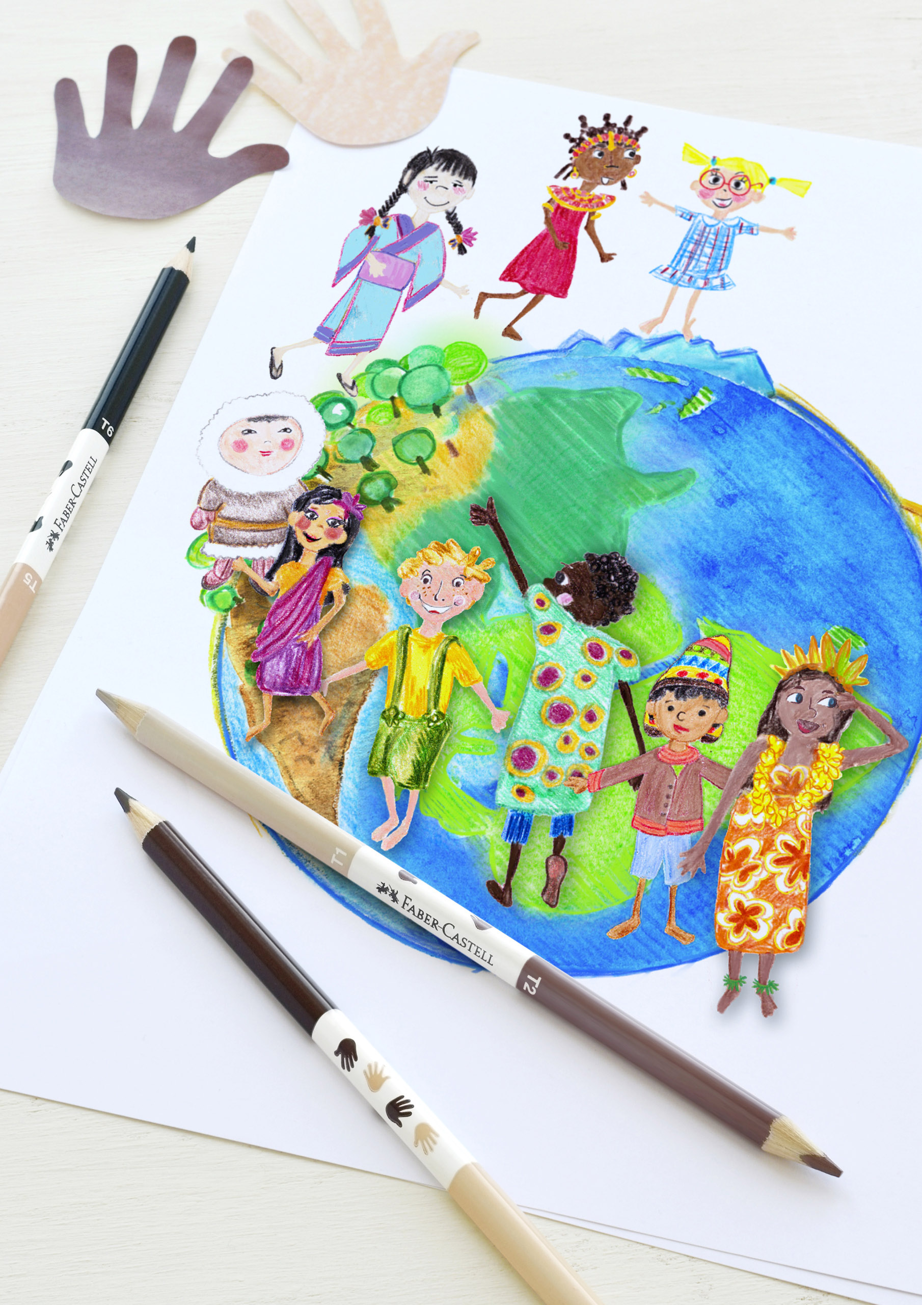 Children of the World Faber-Castell