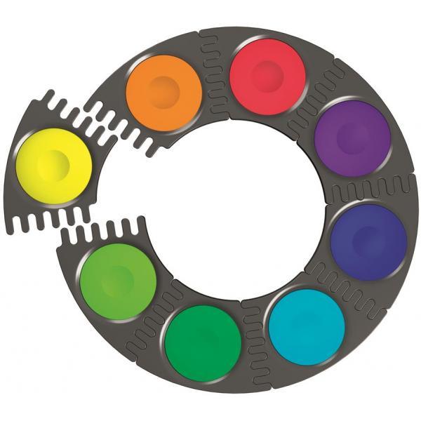 Acuarele 24 Culori Connector Faber-Castell 2