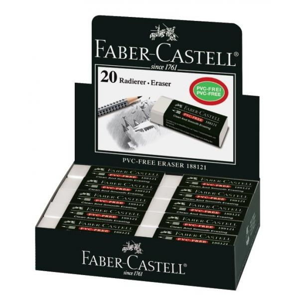 Radiera Creion 7081N 20 Faber-Castell [1]
