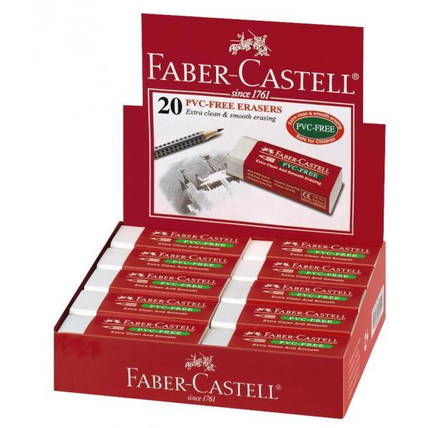Radiera Creion 7095 20 Faber-Castell 1