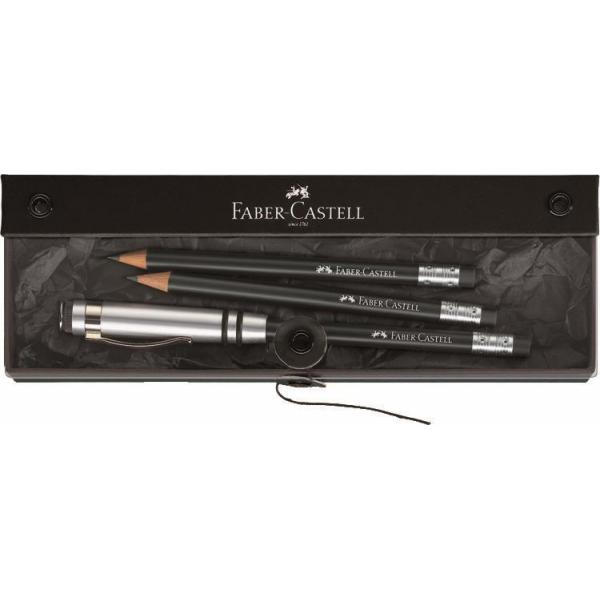 Set Cadou Negru Perfect Pencil Design Faber-Castell 0