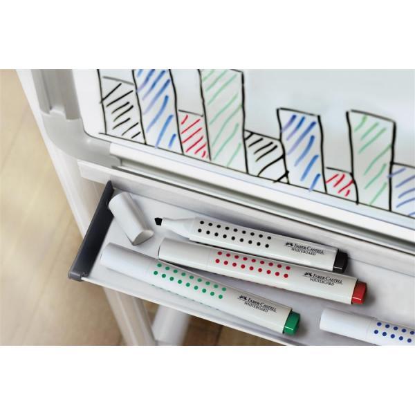Marker Whiteboard Grip 1583 Faber-Castell (4 variante cu culori) [3]