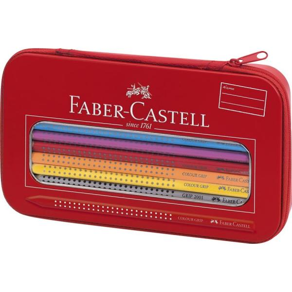Set Cadou Desen Si Pictura Colour Grip Faber-Castell 1