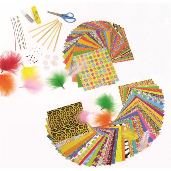Set Creativity Origami 2 Faber-Castell 1