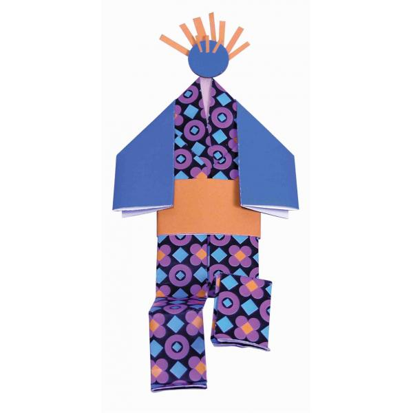 Set Creativity Origami 2 Faber-Castell 2