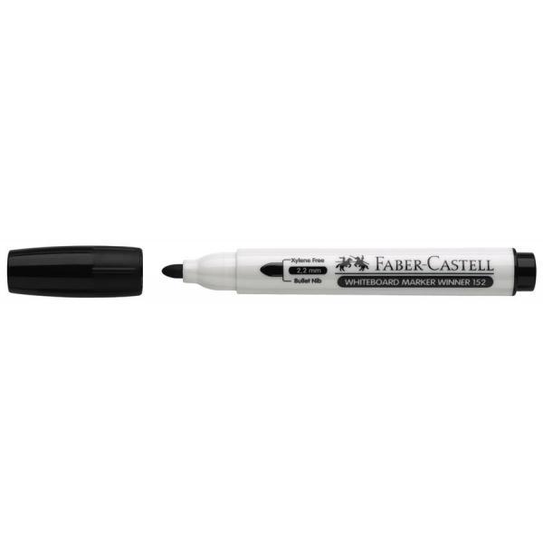 Set 4 culori Marker Whiteboard Winner 152 Faber-Castell 1