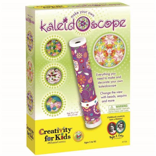 Set Creativity Caleidoscop Faber-Castell 0