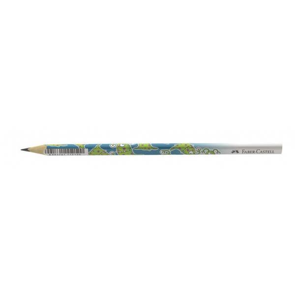 Creion Grafit B Monstri Faber-Castell [3]