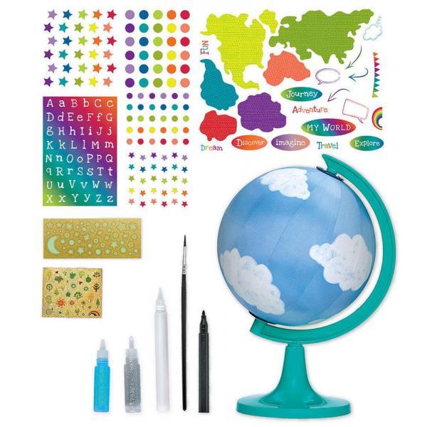 Set Creativity Glob Pamantesc Faber-Castell 1