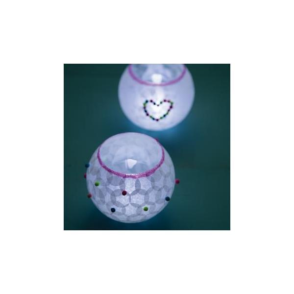Set Craftivity Globuri Pentru Lumanari Faber-Castell [3]