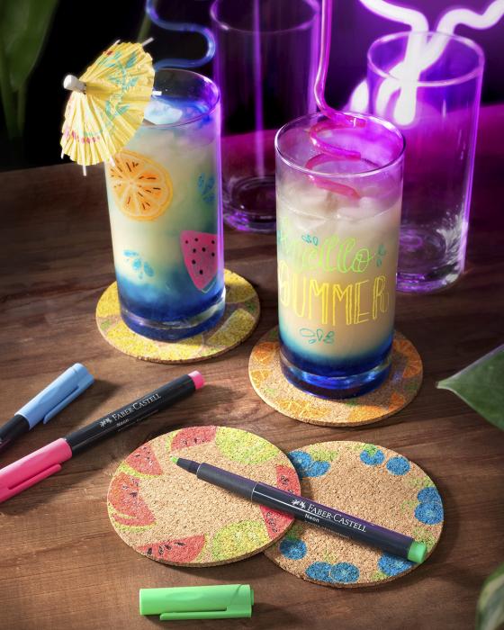Marker Creativ Neon Faber-Castell [2]