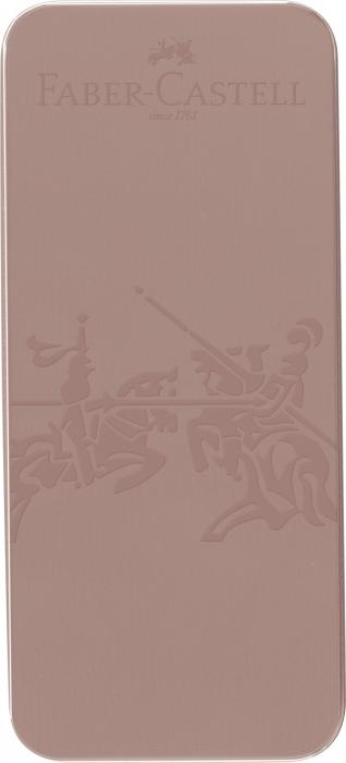 Set Cadou Stilou si Pix Grip 2011 Rose Cupru Faber-Castell [1]