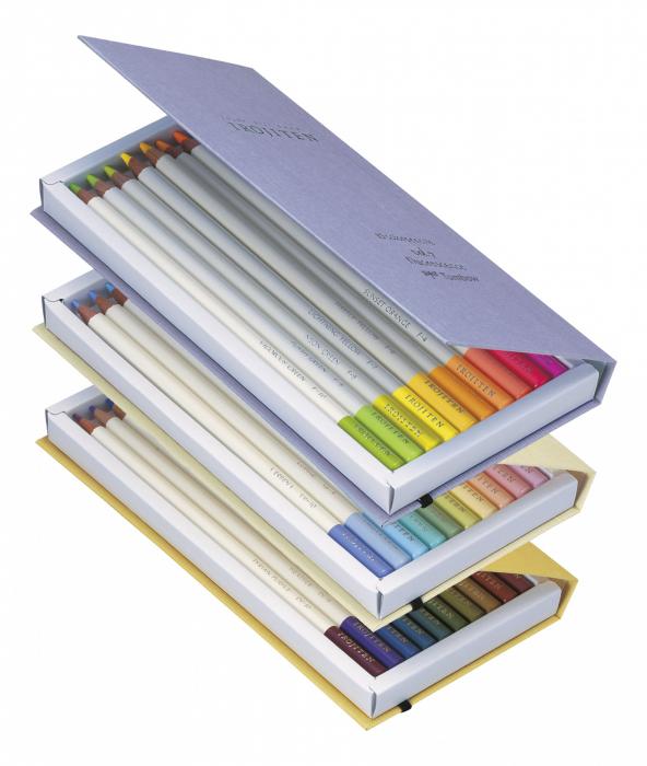 Creioane Colorate Irojiten Seascape 30 Culori Volum 7, 8, 9  Tombow [0]