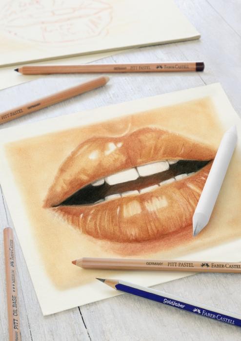 Set Desen 6 Buc Pentru Schite Faber-Castell 1