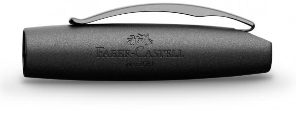 Stilou Essentio Aluminium Black Faber-Castell 2