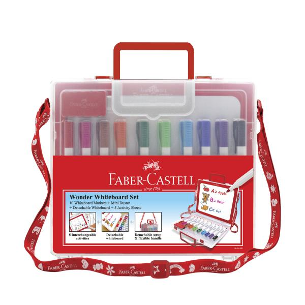 Set Wonder Whiteboard Faber-Castell 0
