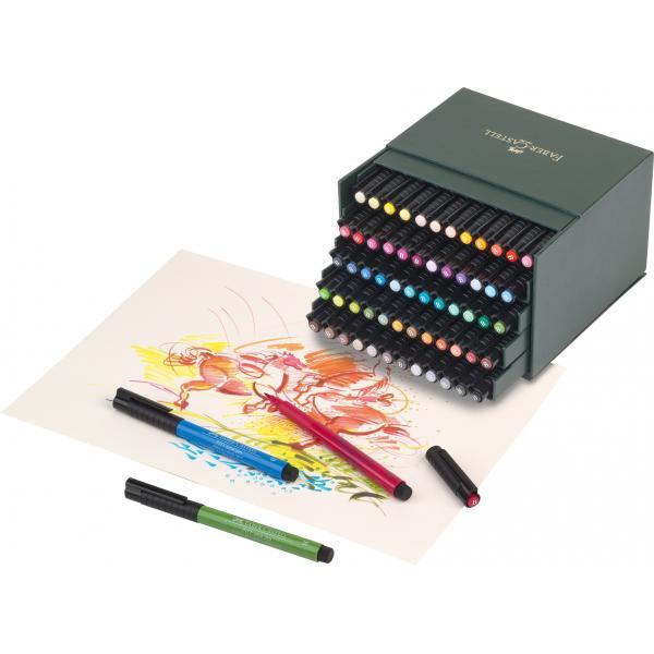 Pitt Artist Pen Cutie Studio 60 buc Faber-Castell 1