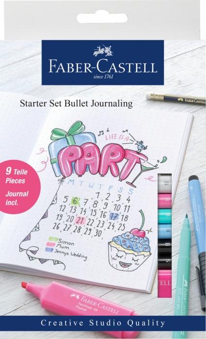 Set Bullet Journaling 9 Buc Faber-Castell [0]