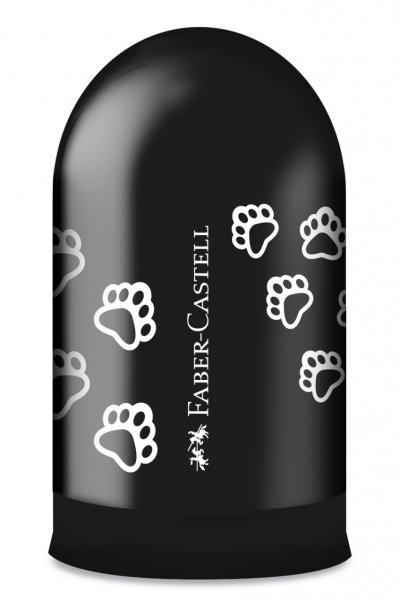 Ascutitoare Simpla cu Container Amprente Faber-Castell [3]
