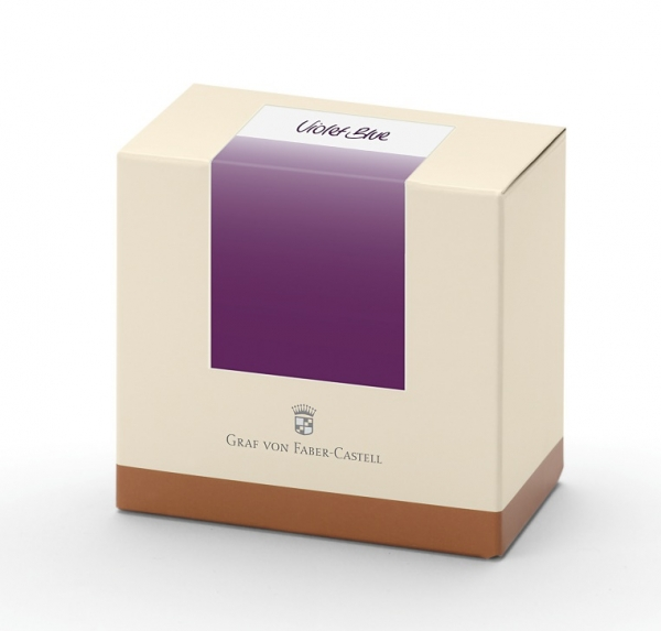 Calimara Cerneala Violet Blue 75 ml Graf von Faber-Castell [2]
