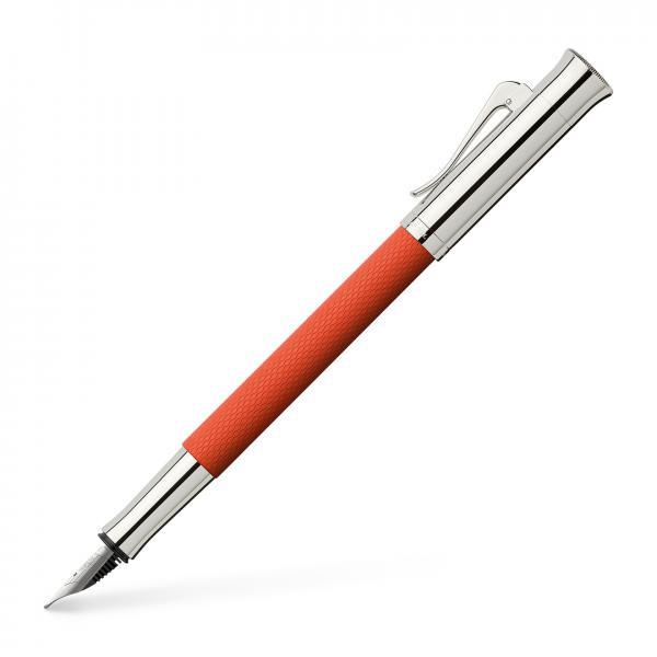 Stilou Guilloche Burned Orange Graf von Faber-Castell 0