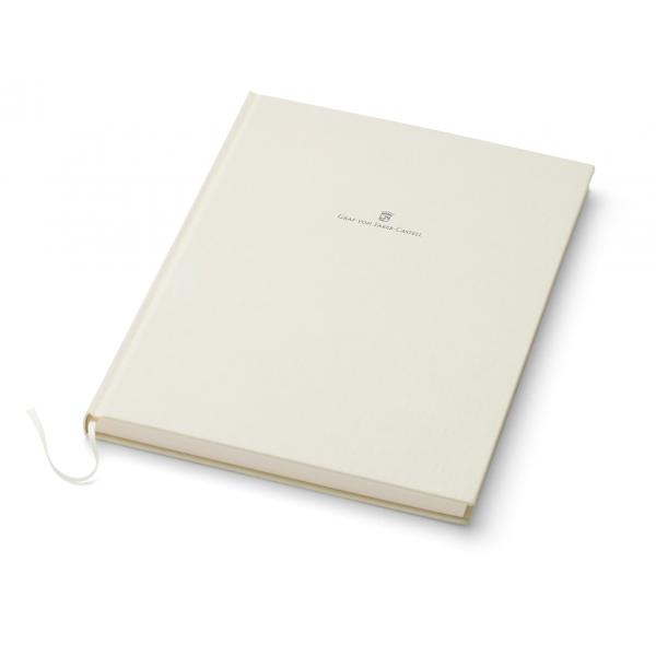 Agenda A4 Chamois Graf von Faber-Castell [0]