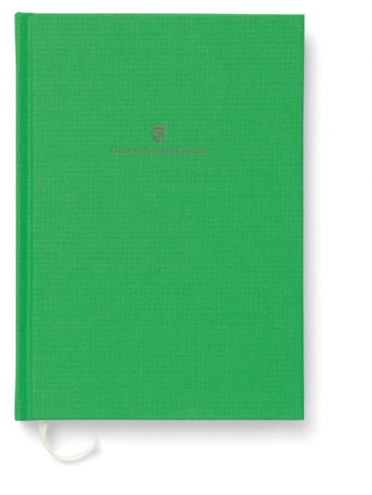 Agenda A5 Viper Green Graf Von Faber-Castell [0]