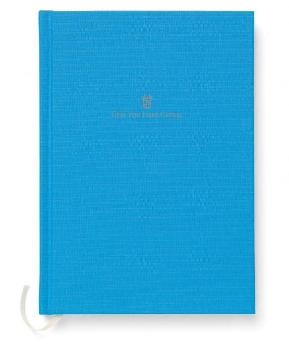 Agenda A5 Gulf Blue Graf Von Faber-Castell [0]