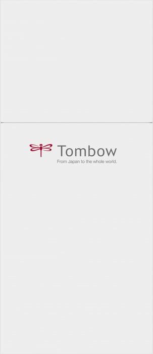 ABT Dual Brush Pen Primary Colours - set 18 culori Tombow 7