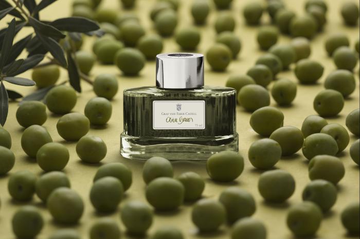 Calimara Cerneala Olive Green 75 ml Graf von Faber-Castell 0