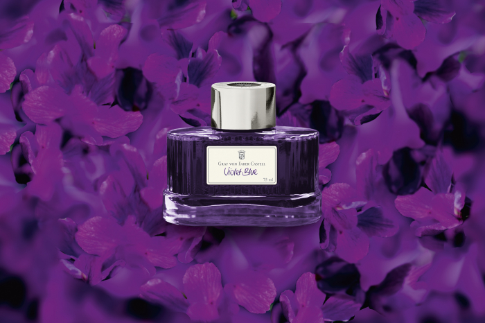 Calimara Cerneala Violet Blue 75 ml Graf von Faber-Castell [0]