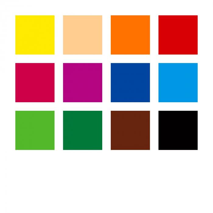 Creioane Colorate NORIS Aquarelle 12 Culori Staedtler 1