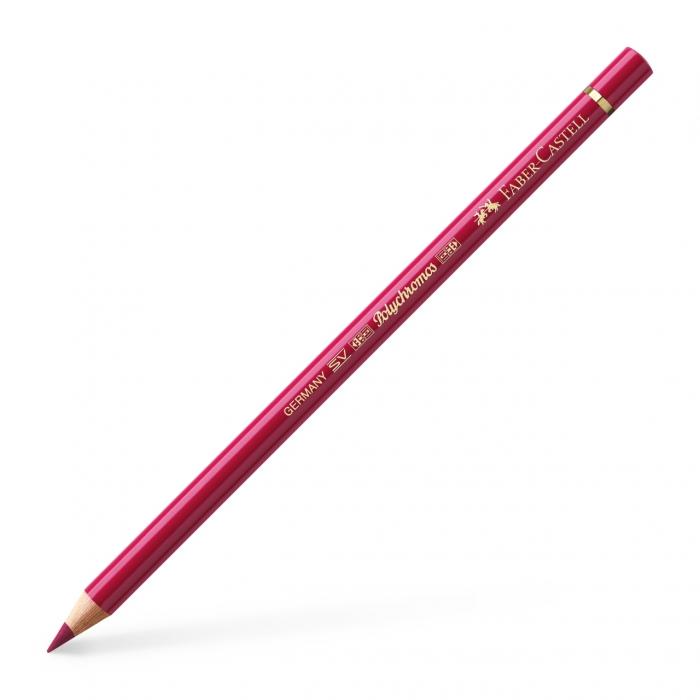 Creioane Colorate Polychromos 36 Culori Cutie Metal Faber-Castell 4