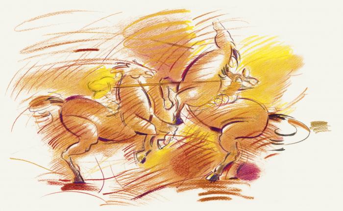 Creioane Colorate Polychromos 36 Culori Cutie Studio Faber-Castell 4