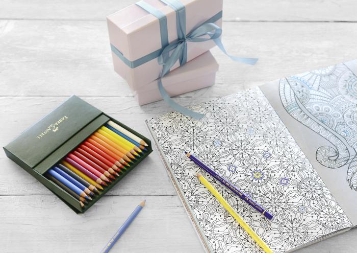 Creioane Colorate Polychromos 36 Culori Cutie Studio Faber-Castell 3