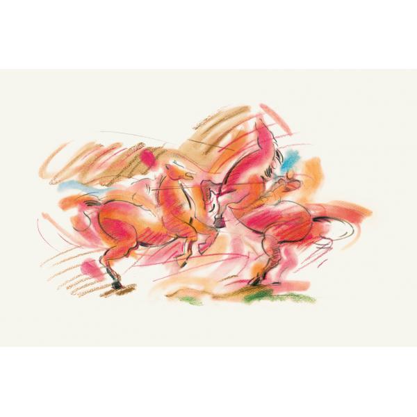 Creioane Pastel 60 Culori Polychromos Faber-Castell 1