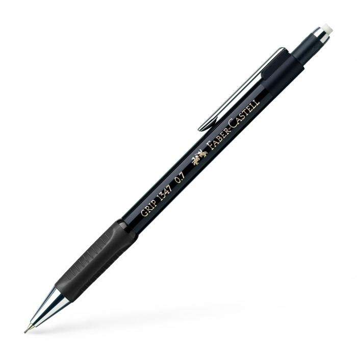 Creion mecanic 0.7 mm Grip 1347 Faber-Castell 0