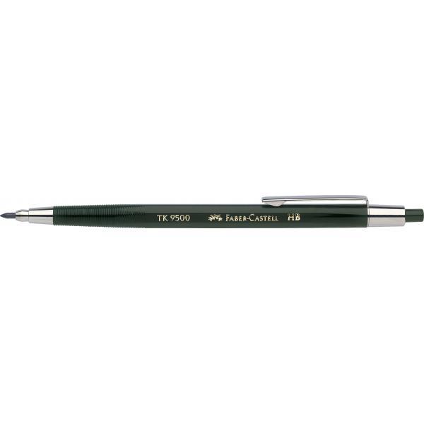 Creion Mecanic 2 mm TK 9500 Faber-Castell 1