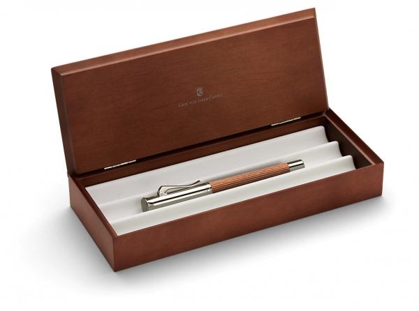 Creion Mecanic Classic Grenadilla Maro Inchis Graf Von Faber-Castell 2