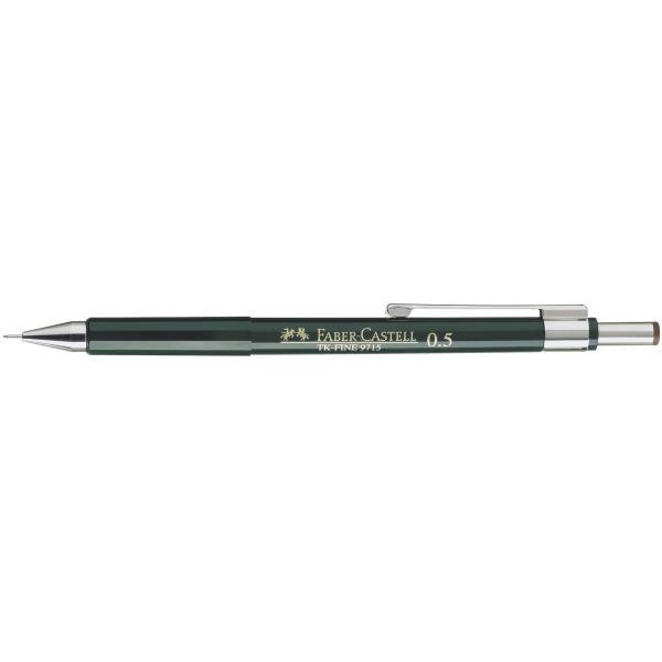 Creion mecanic 0.5mm TK-Fine Faber-Castell 1