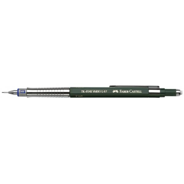 Creion mecanic TK-Fine Vario Faber-Castell (4 variante de grosime varf) 1