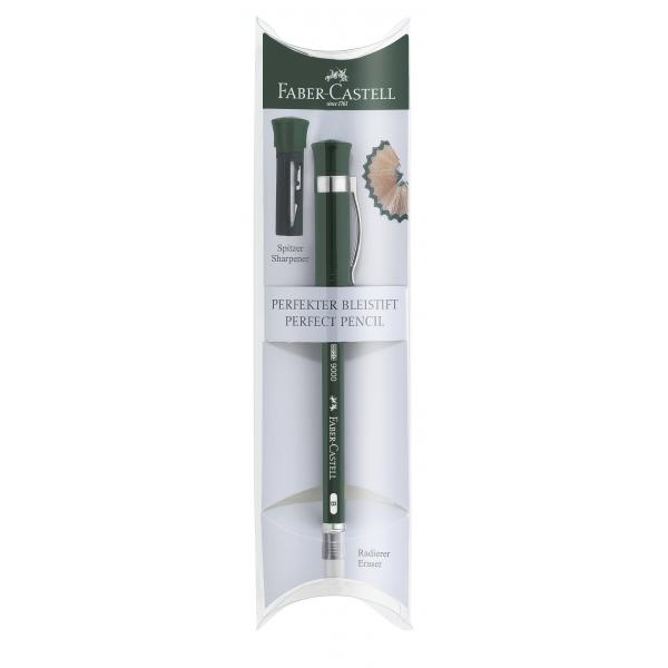 Creion Perfect Pencil Castell 9000 Faber-Castell 2