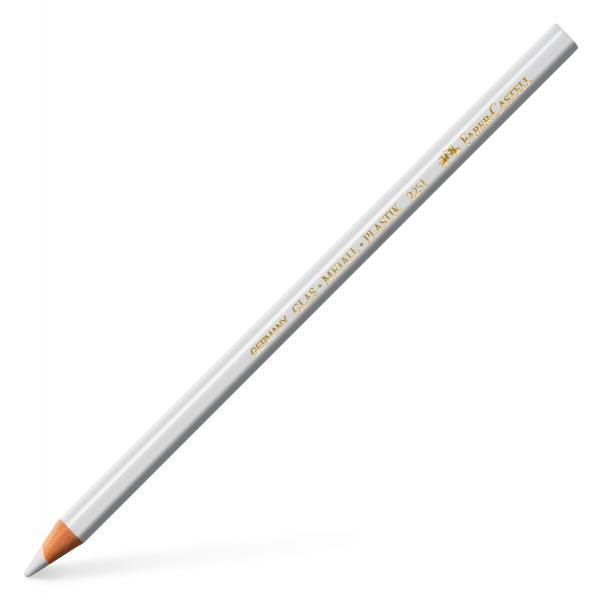Creion Permanent Pentru Sticla Faber-Castell (3 variante de culori) 0