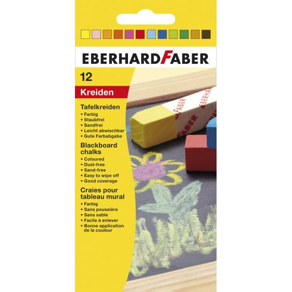 CRETA COLOR 12/CUT EberhardFaber [0]