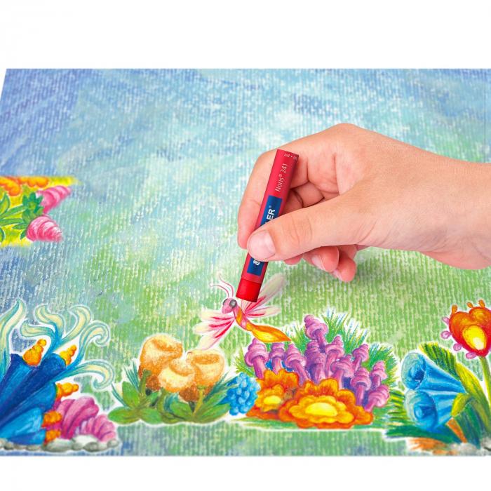 Creioane colorate pe baza de ulei Noris Staedtler [3]